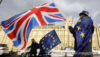 Brexit: Deal or no Deal - London und Brüssel entscheiden am Wochenende