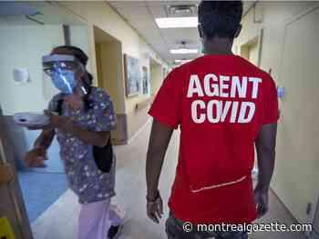 Coronavirus live updates: Vaccinate people in seniors' residences first, committee says - Montreal Gazette