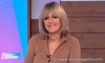 Jane Moore gets teary on Loose Women after surprise live on air