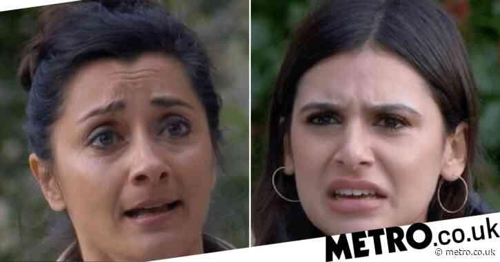 Emmerdale spoilers: Meena Jutla vows to destroy Manpreet Sharma as she sabotages David Metcalfe romance