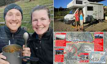Police searching for missing British 'van life' blogger Esther Dingley interview her boyfriend twice