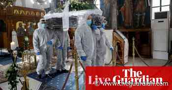 Coronavirus live news: WHO warns 'vaccines do not equal zero Covid'; France reports 627 new deaths - The Guardian