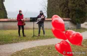 Ungewöhnlicher Heiratsantrag am Pulverturm sorgt für Aufsehen - Passauer Neue Presse