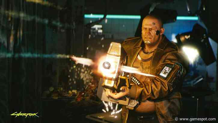 Cyberpunk 2077 Will Have A Massive 43GB Update Around Launch