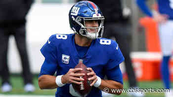 Giants quarterback Daniel Jones listed as doubtful with hamstring injury for Week 13 matchup with Seahawks
