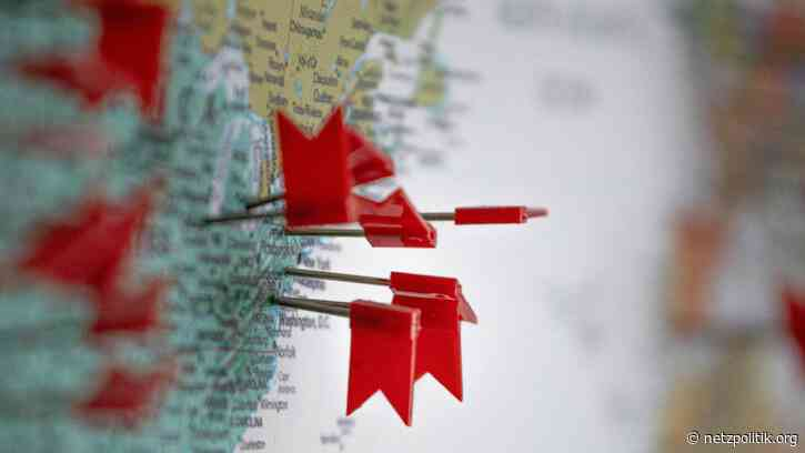 Smartphone-Tracking: Wie Daten von kommerziellen Apps an den Staat gelangen