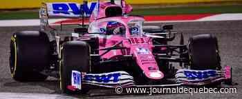 Optimisme chez Lance Stroll en vue du Grand Prix de Sakhir