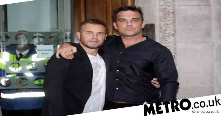 Robbie Williams shades Gary Barlow's music: 'He's not going to be number one at Christmas'