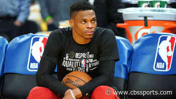Those around Russell Westbrook felt he was used as scapegoat for Rockets' playoff loss to Lakers, per report