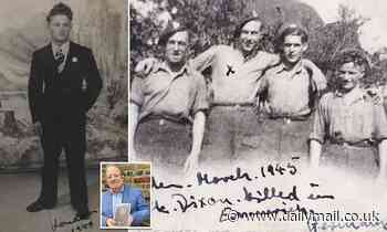 How Jewish boy, 13, stabbed Nazi guard in ghetto before starting new secret life in Britain