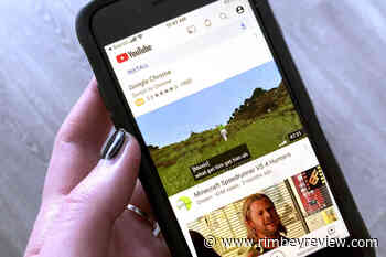 What did Canadians watch on Youtube during isolation? Workouts, bird feeders - Rimbey Review