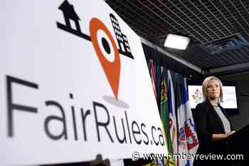 Tourism industry has mixed reaction to government aid measures - Rimbey Review