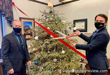 Unwrapping red tape on Christmas - Rimbey Review