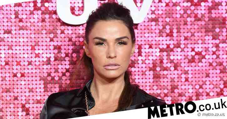 Katie Price screams in terror as rat jumps out of mobility scooter and runs around rented mansion