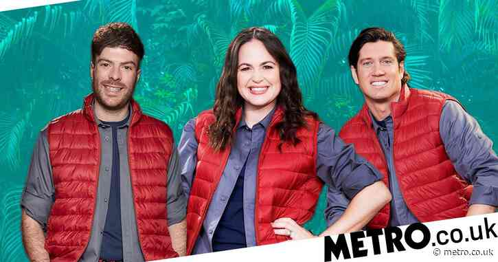 I'm A Celebrity 2020 final live: Jordan North, Giovanna Fletcher and Vernon Kay compete to become winner