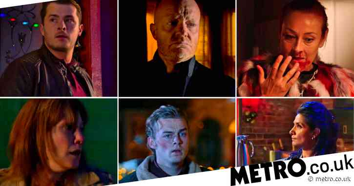 EastEnders spoilers: Who attacked Ian Beale? Clues on suspects you may have missed