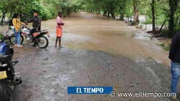 Lluvias deja decenas de damnificados en el Patía, sur del Cauca - El Tiempo