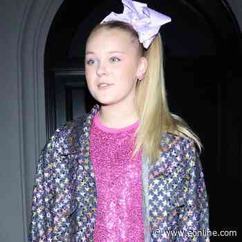 """JoJo Siwa Reveals She and Her Entire Family Have Recovered From """"Dreaded"""" Coronavirus - E! Online"""