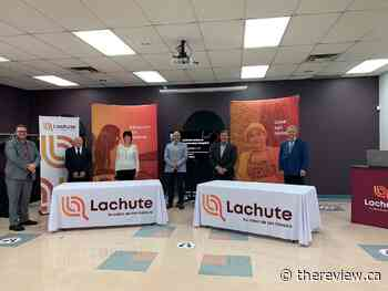Lachute gets a new look with logo and slogan - The Review Newspaper