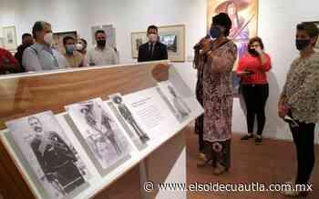 Inauguran exposición sobre Zapata en museo de Anenecuilco - El Sol de Cuautla