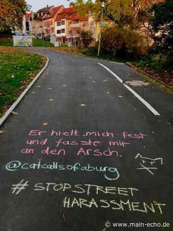 Instagram-Gruppe »CatcallsofAburg« kreidet sexuelle Belästigung in Aschaffenburg an - Main-Echo