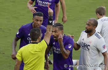 MLS Disciplinary Committee: Mauricio Pereyra, Jonathan Ososrio suspended; Orlando City, Oscar Pareja fined