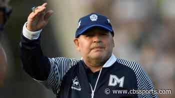 Napoli renames stadium after Diego Maradona shortly after his death