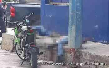 Asesinan a dos jóvenes en Huitzuco - El Sol de Acapulco