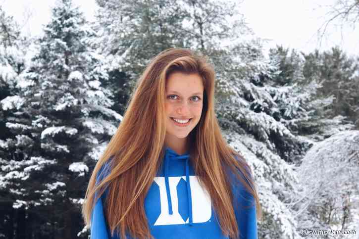 Duke Snags OT Qualifier and NAG Relay Record-Holder Martina Peroni (2022)