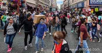 Coronavirus en CDMX: los hospitales están llenos, pero las calles también - infobae