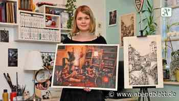 Nachwuchskünstlerin aus Hoisdorf überzeugt Jury - Hamburger Abendblatt