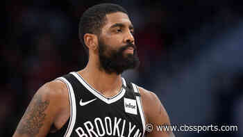 Nets' Kyrie Irving releases a statement instead of talking to media ahead of season