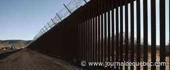 Entre le Mexique et les États-Unis, le «mur de Trump» avance un peu chaque jour