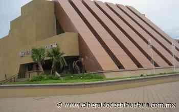 Invierten 4.5 Mdp en el teatro de la ciudad en Delicias - El Heraldo de Chihuahua