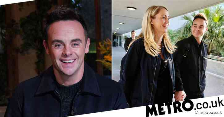 I'm A Celebrity 2020: Ant McPartlin shares rare shout-out to girlfriend Anne-Marie Corbett and children