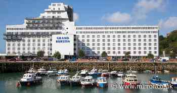 Hotel chain Britannia named worst for eighth year running as UV tests show filth