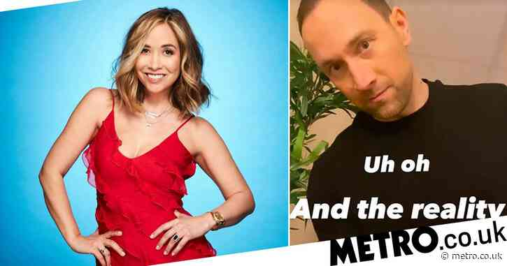 Dancing On Ice: Myleene Klass reveals painful injury after tough rehearsals