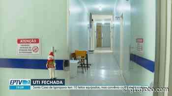 Fim de convênio entre estado e Santa Casa de Igarapava, SP, fecha 10 leitos de UTI Covid-19 - G1