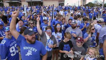 Kentucky vs. South Carolina: How to watch live stream, TV channel, NCAA Football start time