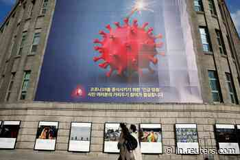 South Korea reports 583 new coronavirus cases -KDCA - Reuters India