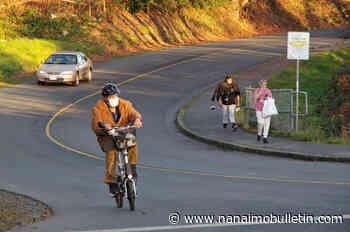 City of Nanaimo budgets for new $1.3-million bike lane on Albert Street