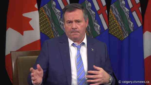 Alberta highways separate UCP's differing pandemic responses