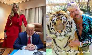 Is Donald Trump about to pardon Tiger King? Joe Exotic on official let-offs list