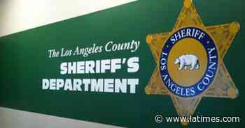 Shots fired at L.A. County sheriff's deputy in Altadena - Los Angeles Times
