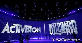 Activision Blizzard sues Netflix for poaching CFO Spencer Neumann - Los Angeles Times