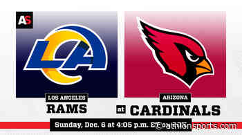 Los Angeles Rams vs. Arizona Cardinals Prediction and Preview - Athlon Sports