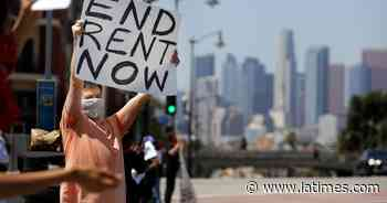 Editorial: Tenants need a rent bailout. Right now - Los Angeles Times