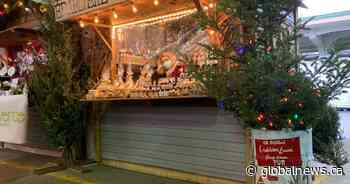 Holiday cheer is in the air as Jean-Talon opens first Christmas market