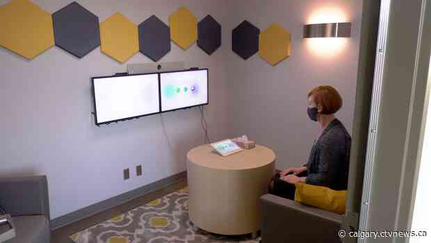 New remote testimony space supports children and youth inside and out of the courtroom