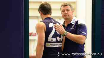Peter Sumich urges Fremantle to pull off bold live draft night trade to nab gun WA defender